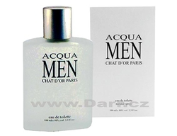 CHAT D´OR ACQUA MEN toaletní voda 100 ml