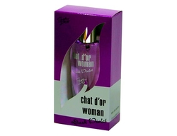 CHAT D´OR WOMAN DARK VIOLET parfémovaná voda 30 ml