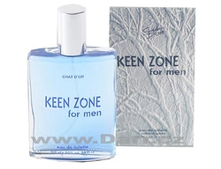 Chat D'or Keen Zone toaletní voda 100 ml