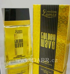 Creation Lamis Golden Wave toaletní voda 100 ml