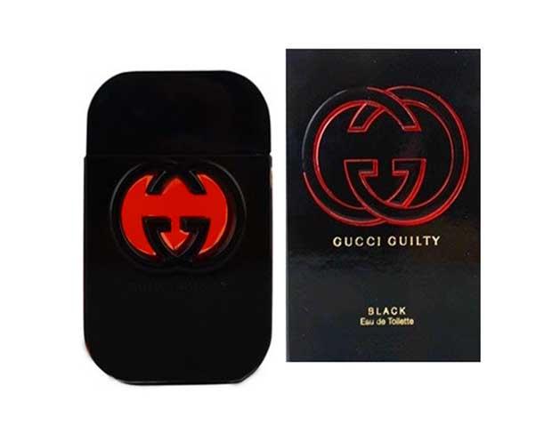 9f932967b Gucci Guilty Black Pour Femme toaletní voda 75 ml
